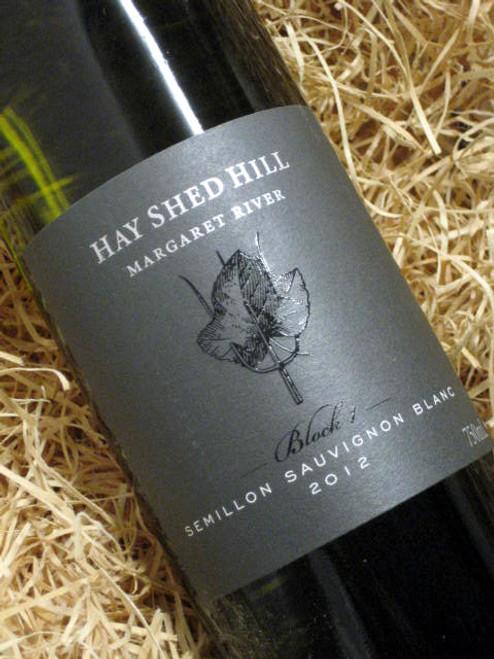Hay Shed Hill Block 1 Semillon Sauvignon Blanc 2012