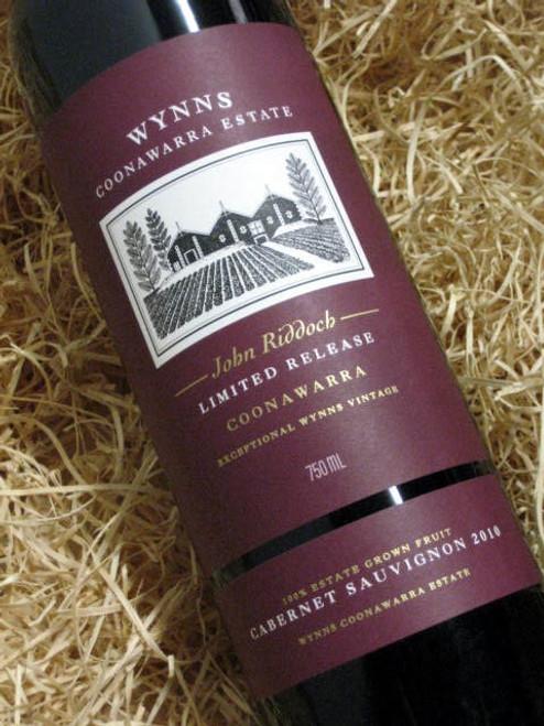 [SOLD-OUT] Wynns John Riddoch Cabernet Sauvignon 2010
