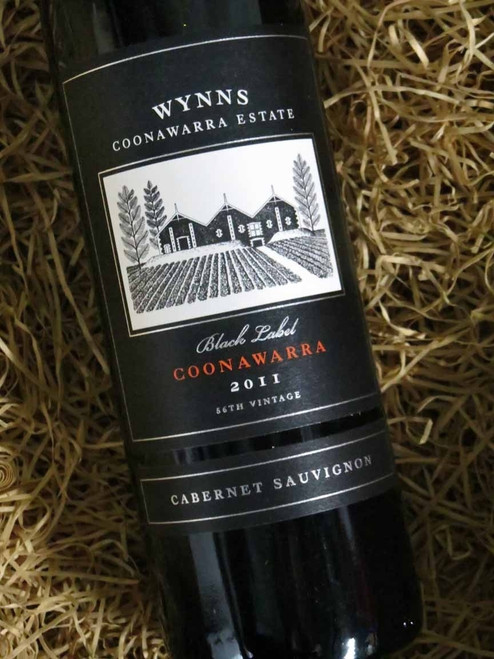 [SOLD-OUT] Wynns Black Label Cabernet Sauvignon 2011