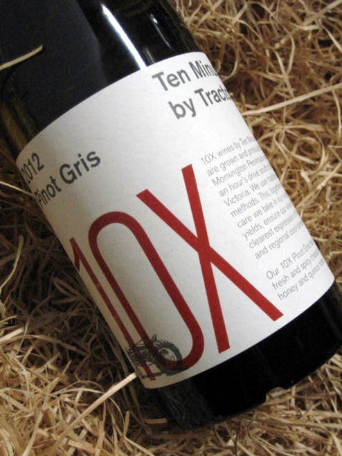 Ten Minutes By Tractor 10X Pinot Gris 2012