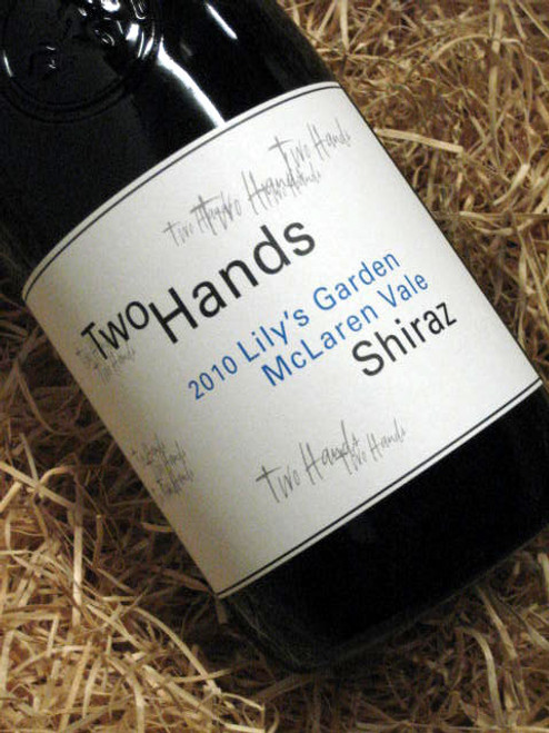 Two Hands Lily's Garden Shiraz 2010