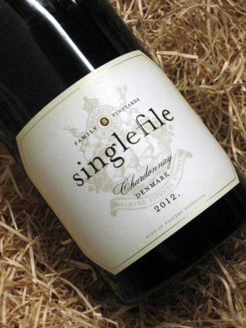 Singlefile Denmark Chardonnay 2012