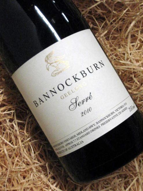 Bannockburn Serre Pinot Noir 2010