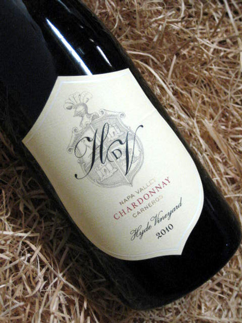 Hyde de Villaine Carneros Chardonnay 2010