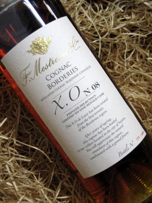 [SOLD-OUT] Frederic Mestreau XO No 8 Borderies Cognac