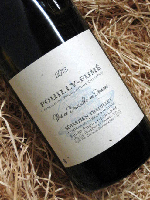 Dom Treuillet Pouilly Fume 2013