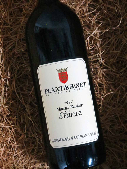 [SOLD-OUT] Plantagenet Shiraz Mount Barker 1997 1500mL-Magnum