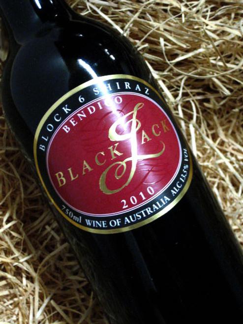 Blackjack Block 6 Shiraz 2010