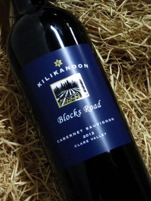 Kilikanoon Block's Road Cabernet 2012