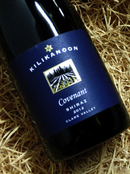 [SOLD-OUT] Kilikanoon Covenant Shiraz 2012