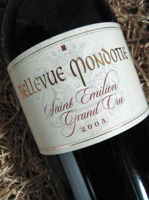[SOLD-OUT] Chateau Bellevue Mondotte St Emilion 2005