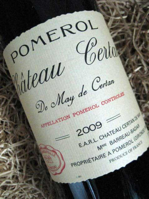[SOLD-OUT] Chateau Certan De May Pomerol 2009