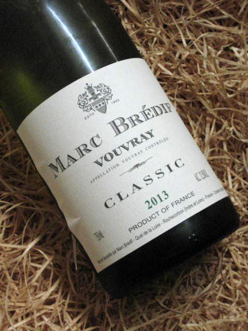 Marc Bredif Vouvray 2013