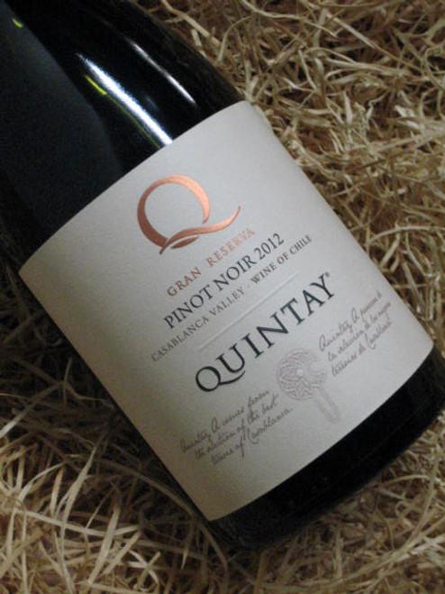 Vina Quintay GRAN Reserve Pinot Noir 2012