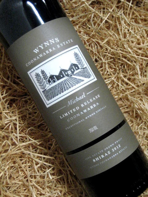 [SOLD-OUT] Wynns Michael Shiraz 2012