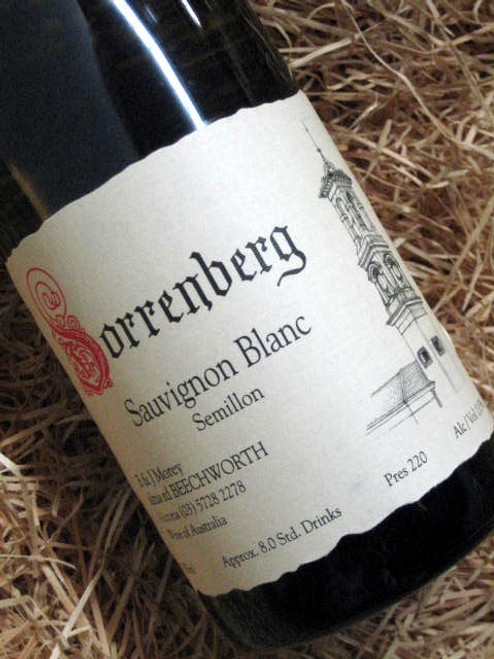 Sorrenberg Sauvignon Blanc Semillon 2013
