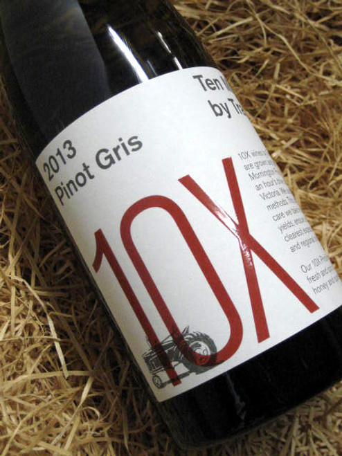 Ten Minutes By Tractor 10X Pinot Gris 2013