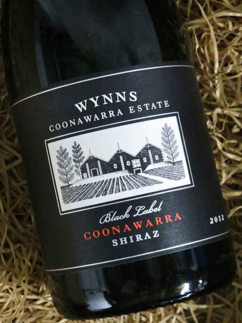 [SOLD-OUT] Wynns Black Label Shiraz 2012
