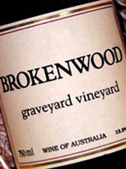Brokenwood Graveyard Shiraz 1998