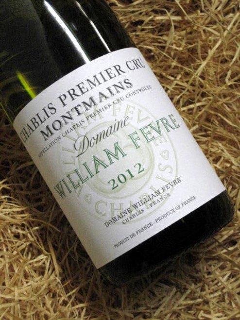 William Fevre Premier Cru Montmains 2012