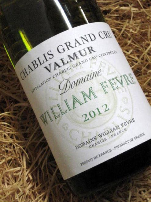 [SOLD-OUT] William Fevre Valmur Grand Cru 2012
