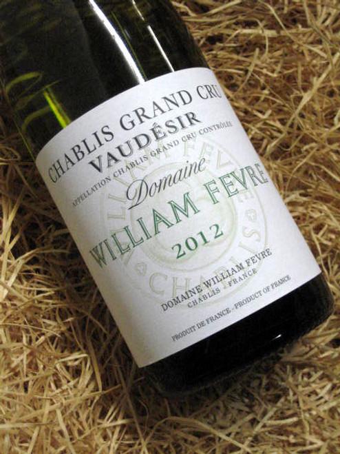 William Fevre Vaudesir Grand Cru 2012