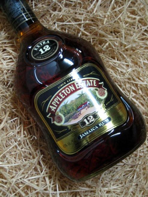 Appleton Estate Jamaica Rum Extra 12 750mL