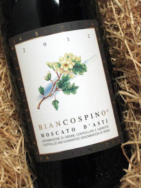 La Spinetta Bricco Quaglia Moscato D'Asti 2012