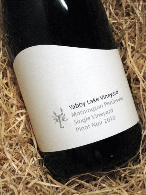 Yabby Lake Pinot Noir 2010