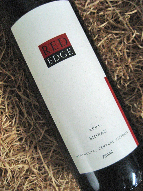 [SOLD-OUT] Red Edge Shiraz 2001