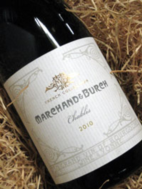 Marchand & Burch Chablis 2010
