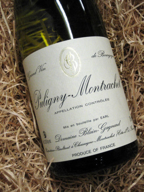 [SOLD-OUT] Blain-Gagnard Puligny Montrachet 2009