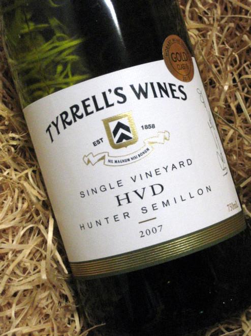Tyrrell's HVD Reserve Semillon 2007