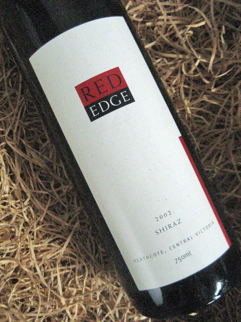 [SOLD-OUT] Red Edge Shiraz 2002