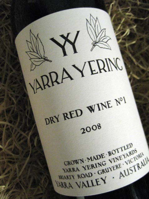 Yarra Yering Dry Red No 1 2008