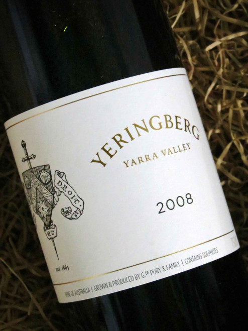 [SOLD-OUT] Yeringberg Cabernets 2008