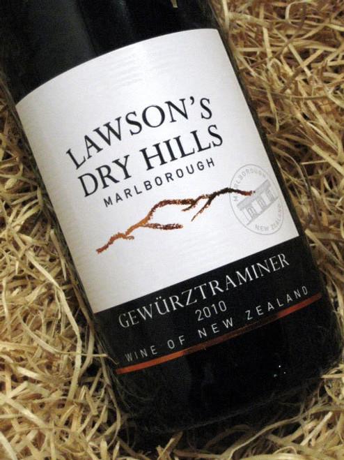Lawsons Dry Hills Gewurztraminer 2010