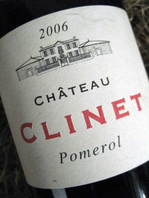 [SOLD-OUT] Chateau Clinet Pomerol 2006