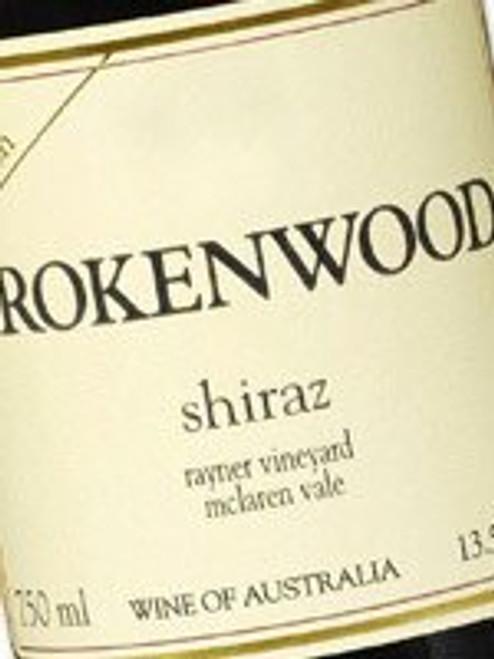 Brokenwood Rayner Shiraz 1998