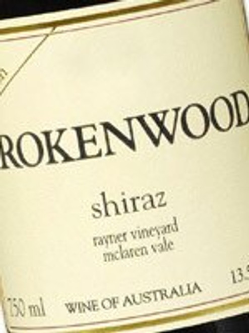 Brokenwood Rayner Shiraz 1998