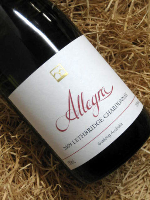 [SOLD-OUT] Lethbridge Allegra Chardonnay 2009