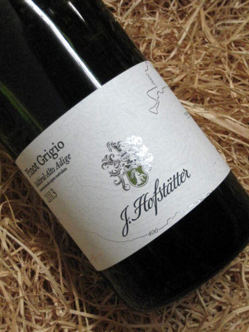 [SOLD-OUT] Hofstatter Pinot Grigio 2013
