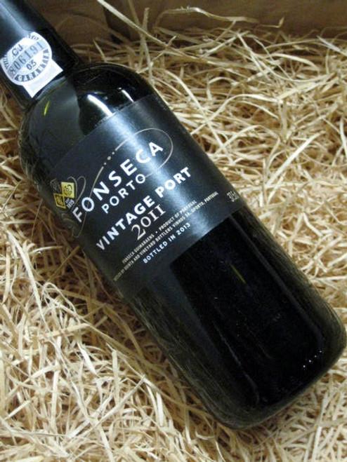 [SOLD-OUT] Fonseca Vintage Port 2011 375mL-Half-Bottle