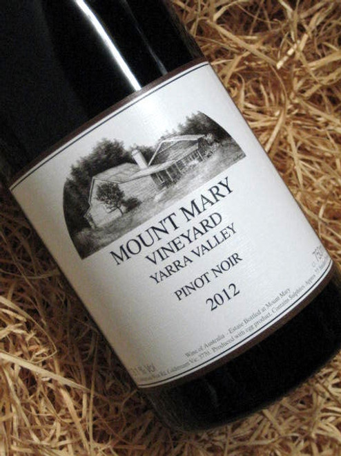 Mount Mary Pinot Noir 2012