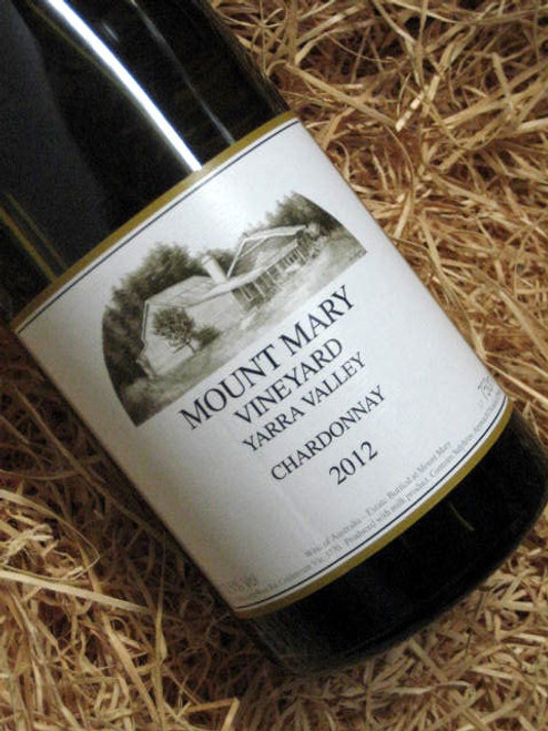 [SOLD-OUT] Mount Mary Chardonnay 2012