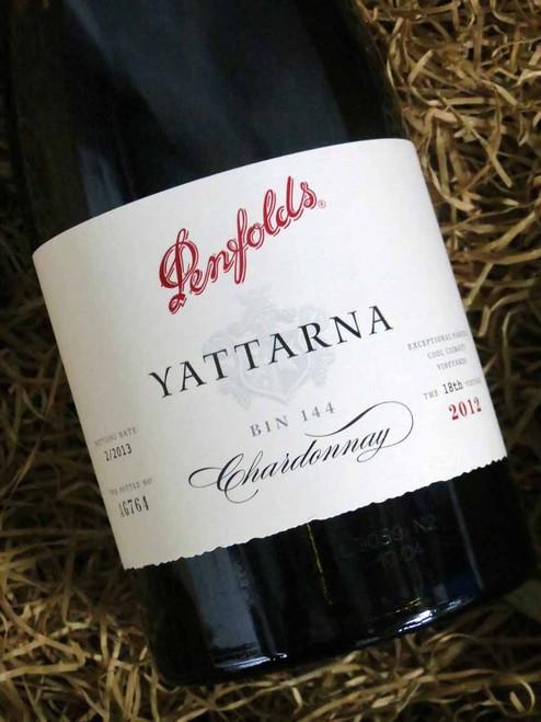 [SOLD-OUT] Penfolds Yattarna Chardonnay 2012