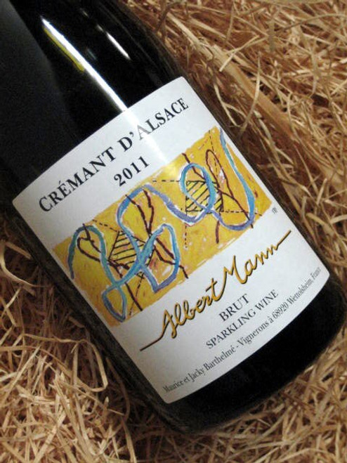 [SOLD-OUT] Albert Mann Cremant d'Alsace 2011