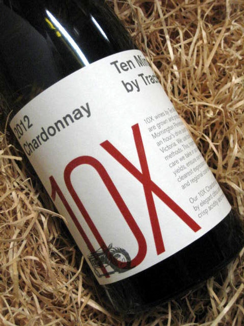 Ten Minutes By Tractor 10X Chardonnay 2012