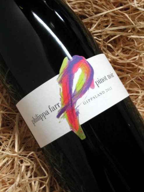 Philippa Farr Pinot Noir 2012