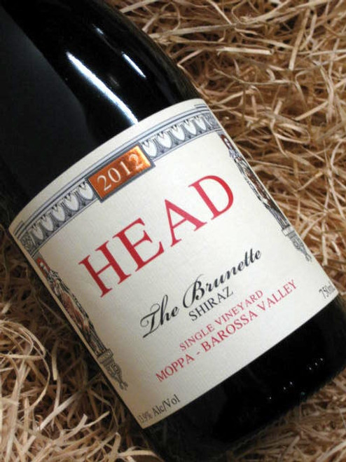 Head Wines The Brunette Shiraz 2012